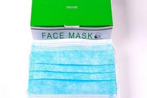 Surgical Nose Mask (50pcs)